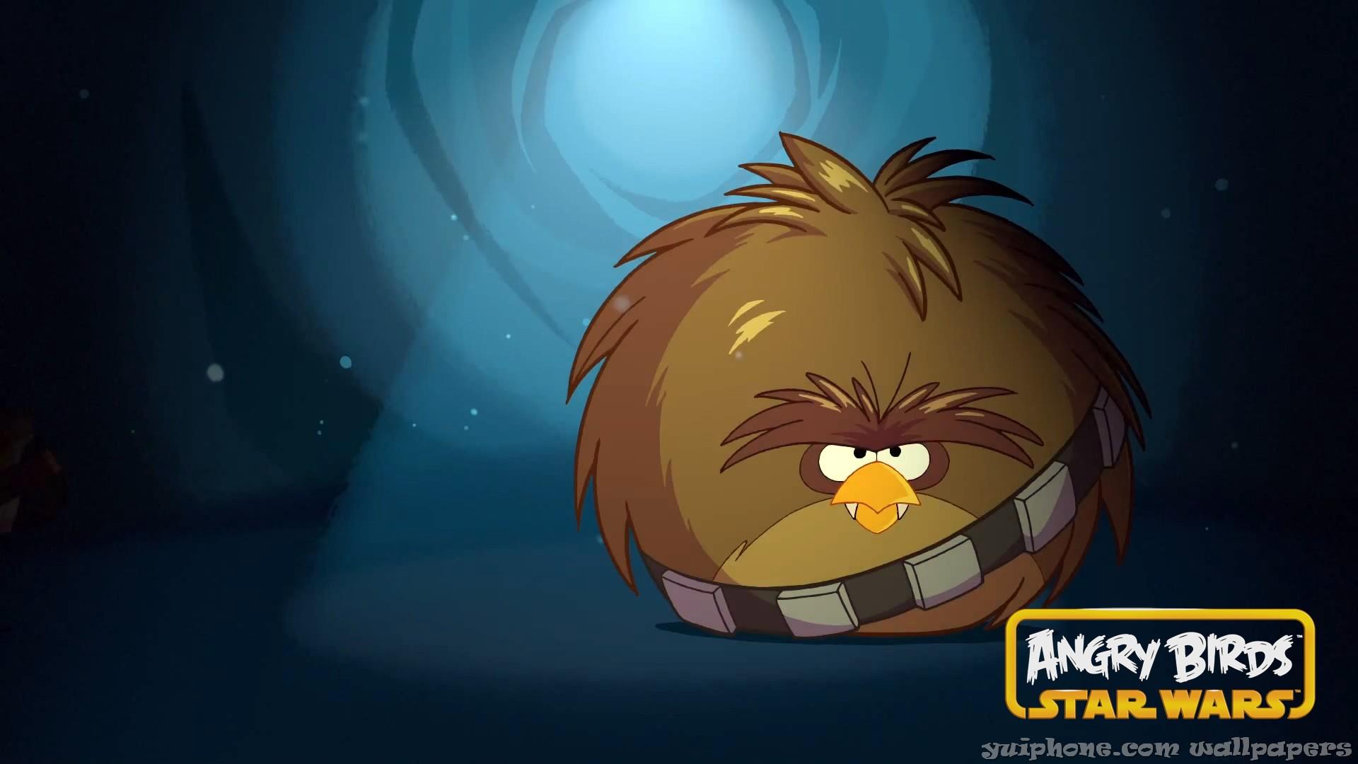 Angry Birds Star Wars játék mérges csirke