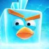 Angry Birds Space csirke háttérkép