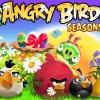 Angry Birds season háttérkép
