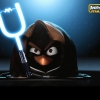 Angry Birds Star Wars játékok háttérkép