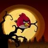 Angry Birds halloween játék mobil háttérkép