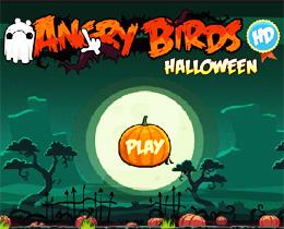 Angry Birds Halloween HD játék angry birds játék kép