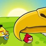 Angry Birds és a hatalmas sas