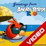 Angry Birds Rio Videó