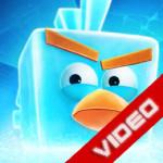 Angry Birds élő játék videó