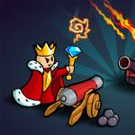 Angry király játék