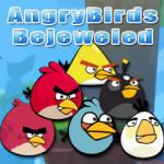 Angry Birds bejeweled játék