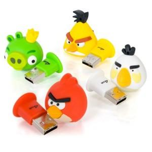 Angry Birds pendriveok