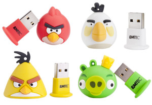 Angry Birds pendrive