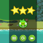 Angry Birds rossz malacok játék