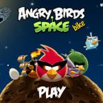 Angry Birds biciklis játék