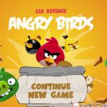 Angry Birds autós játék
