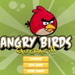 Angry Birds mászkálós