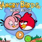 Angry Birds szerelem játék