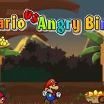 Mario Vs. Angry Birds játék