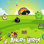 Ping Pong Angry Birds játék