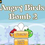 Robbanó bomba Angry Birds játék