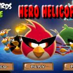 Helikopteres Angry Birds játék