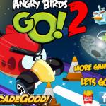 Űr autóverseny Angry Birds játék