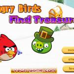 A tél kincsei Angry Birds játék