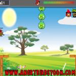 Helikopteres ügyességi Angry Birds játék