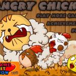 Mérges lányok Angry Birds játék