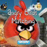 Párosítós Angry Birds játék