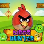 Célzós Angry Birds játék