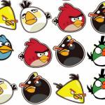 Extra memória Angry Birds játék