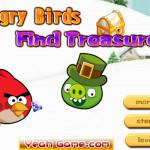 Jeges kincsek Angry Birds játék