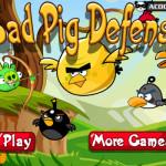 Nyilazós malac Angry Birds játék