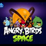 Támadás az űrben Angry Birds játék