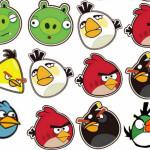 Bubble Angry Birds játék