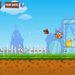Madarak az állatok ellen Angry Birds játék