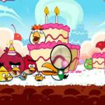 Rejtőzködő betűk Angry Birds játék