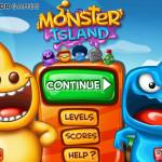 Szörnyek támadása Angry Birds játék