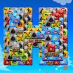 Szuper 3D Mahjong Angry Birds játék