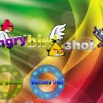 Szuper jó lövöldözős Angry Birds játék