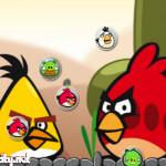Madár mentés Angry Birds játék