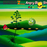 Mindenkire támadós Angry Birds játék