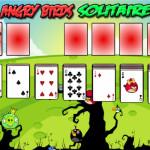 Szuper jó pasziánsz Angry Birds játék
