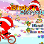 Birdy Bicycle Angry Birds játék