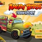 Transport Angry Birds játék