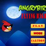 Madár ugrás Angry Birds játék