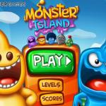 Szörnyek világa Angry Birds játék