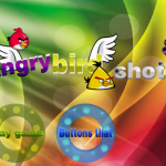 Lövöldözős Angry Birds játék