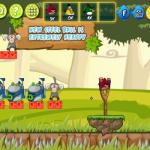 Malacok és barátai Angry Nirds játék